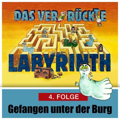 Hans-Joachim Herwald. Mik Berger Das ver-rückte Labyrinth, Folge 4: Gefangen unter der Burg недорого