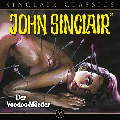 Jason Dark John Sinclair, Classics, Folge 35: Der Voodoo-Mörder jason dark john sinclair classics folge 29 der hexenclub