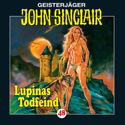 Jason Dark John Sinclair, Folge 48: Lupinas Todfeind (2/2) jason dark john sinclair folge 22 asmodinas reich 2 2