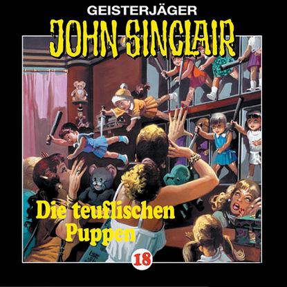Jason Dark John Sinclair, Folge 18: Die teuflischen Puppen (3/3) jason dark john sinclair folge 16 die horror cops 1 3