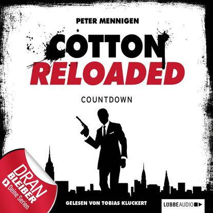Фото - Peter Mennigen Jerry Cotton - Cotton Reloaded, Folge 2: Countdown alfred bekker cotton reloaded folge 48 mister hangman