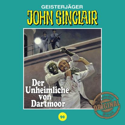 Jason Dark John Sinclair, Tonstudio Braun, Folge 90: Der Unheimliche von Dartmoor (Ungekürzt) jason dark john sinclair tonstudio braun folge 53 liebe die der teufel schenkt