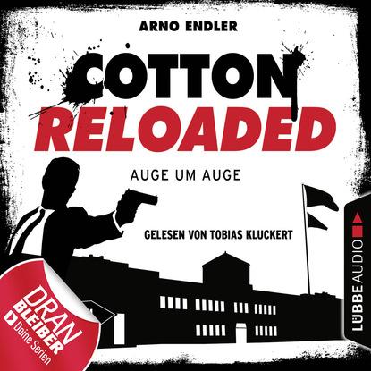 Фото - Arno Endler Jerry Cotton - Cotton Reloaded, Folge 34: Auge um Auge alfred bekker cotton reloaded folge 48 mister hangman