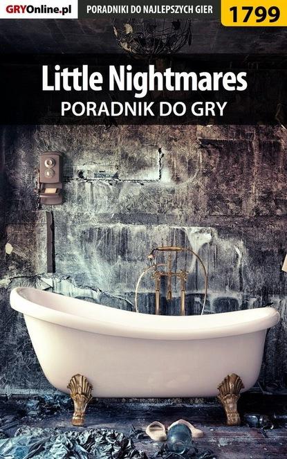 Grzegorz Misztal «Alban3k» Little Nightmares