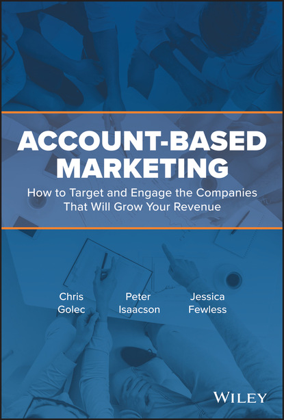 Chris Golec Account-Based Marketing sangram vajre account based marketing for dummies