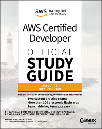 Фото - Michael Roth AWS Certified Developer Official Study Guide, Associate Exam david higby clinton aws certified solutions architect study guide