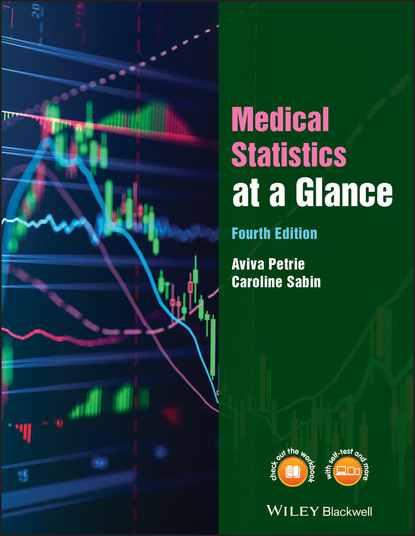 Aviva Petrie Medical Statistics at a Glance недорого