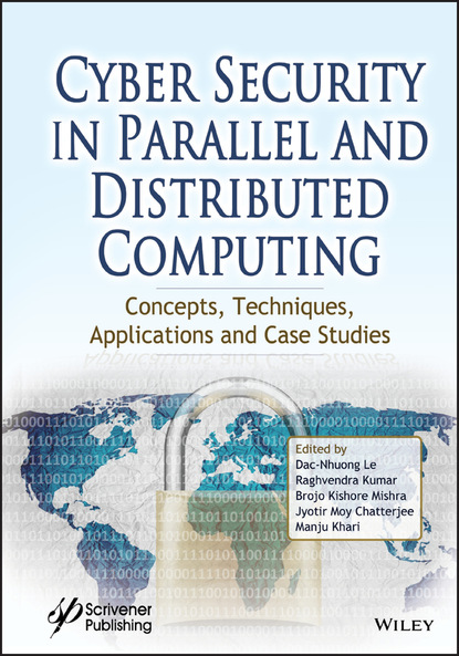 Группа авторов Cyber Security in Parallel and Distributed Computing недорого