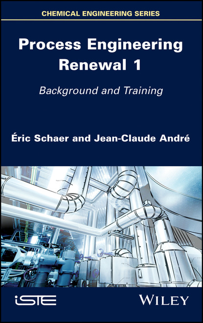 Фото - Jean-Claude André Process Engineering Renewal 1 jean claude andré process engineering renewal 2