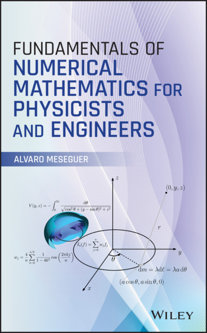 Alvaro Meseguer Fundamentals of Numerical Mathematics for Physicists and Engineers numerical solution of electron number density