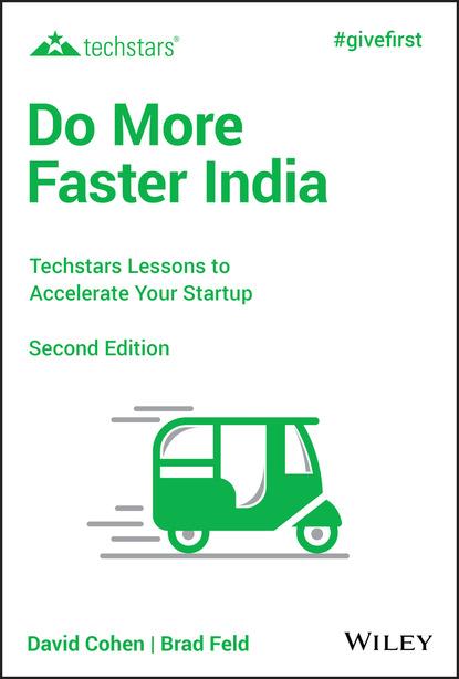 Brad Feld Do More Faster India недорого