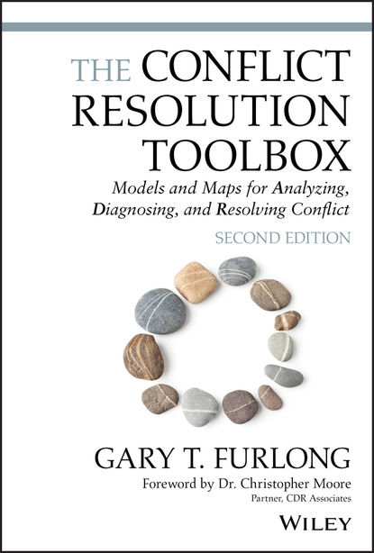 Gary T. Furlong The Conflict Resolution Toolbox judith furlong c environmental biotechnology