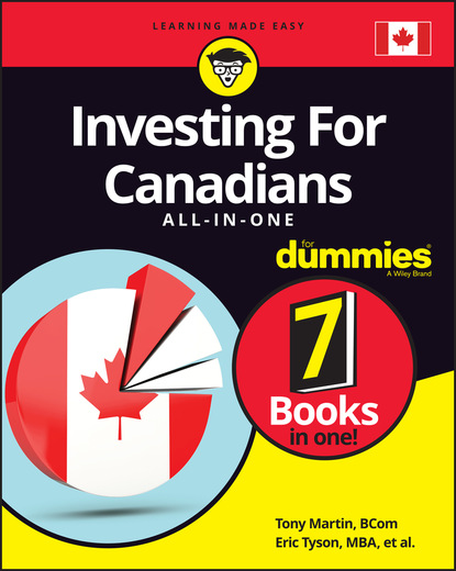 Eric Tyson Investing For Canadians All-in-One For Dummies недорого