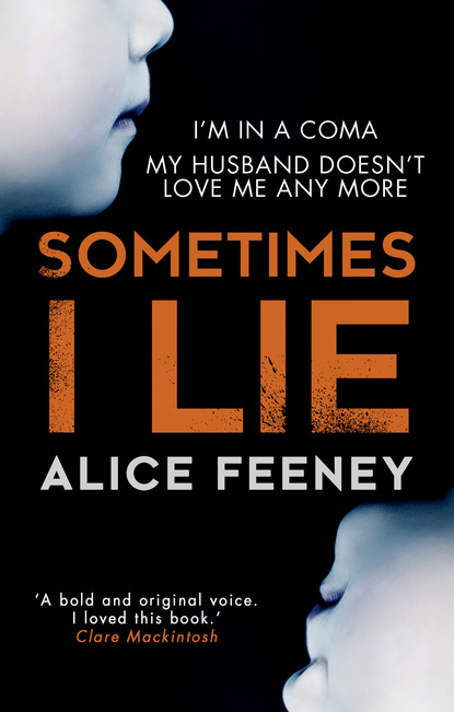 Фото - Alice Feeney Sometimes I Lie kate medina scared to death a gripping crime thriller you won't be able to put down