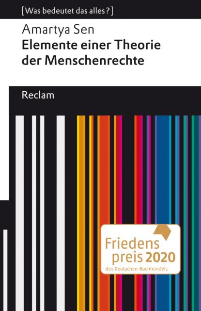 Amartya Sen Elemente einer Theorie der Menschenrechte irene brickbner schwarzbuch menschenrechte