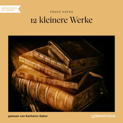 Фото - Franz Kafka 12 kleinere Werke (Ungekürzt) franz kafka in der strafkolonie ungekürzt
