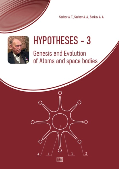 Hypotheses-3. Genesis and Evolution of Atoms and space bodies