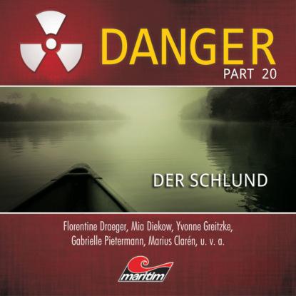 Фото - Markus Duschek Danger, Part 20: Der Schlund markus duschek gespenster krimi folge 4 der präparator