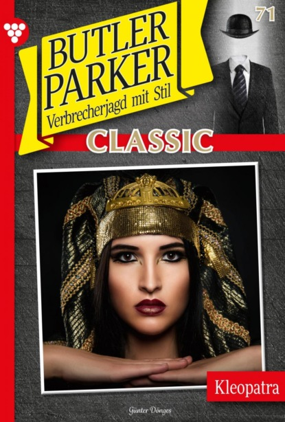 Butler Parker Classic 71 – Kriminalroman