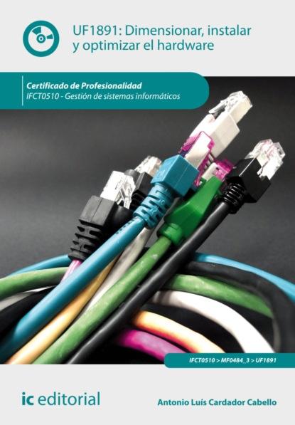 Фото - Antonio Luís Cardador Cabello Dimensionar, instalar y optimizar el hardware. IFCT0510 antonio luís cardador cabello desarrollo de aplicaciones web distribuidas ifcd0210
