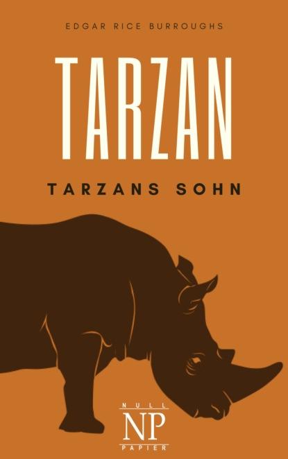 Tarzan – Band 4 – Tarzans Sohn