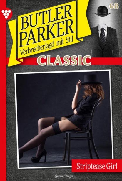 Butler Parker Classic 68 – Kriminalroman