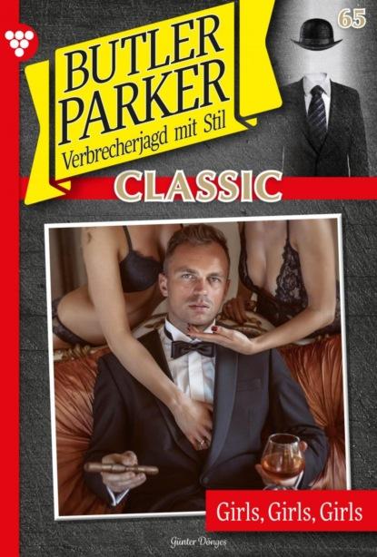 Butler Parker Classic 65 – Kriminalroman