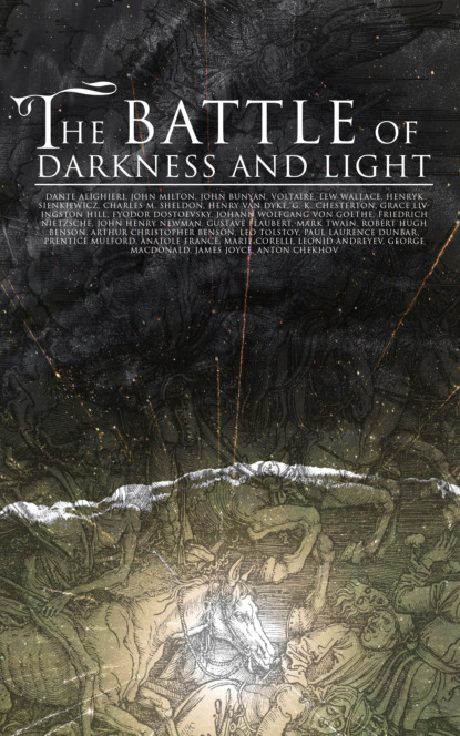 Фото - Джон Мильтон The Battle of Darkness and Light james de mille the martyr of the catacombs