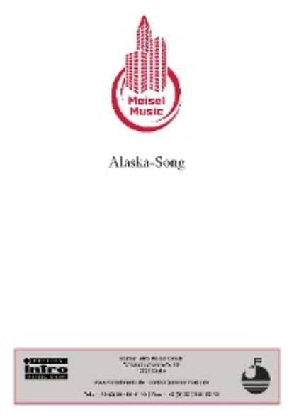 Brigitte Weber Alaska-Song