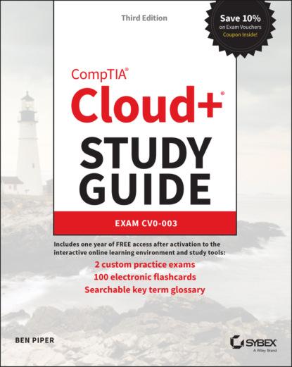 Фото - Ben Piper CompTIA Cloud+ Study Guide группа авторов comptia network review guide