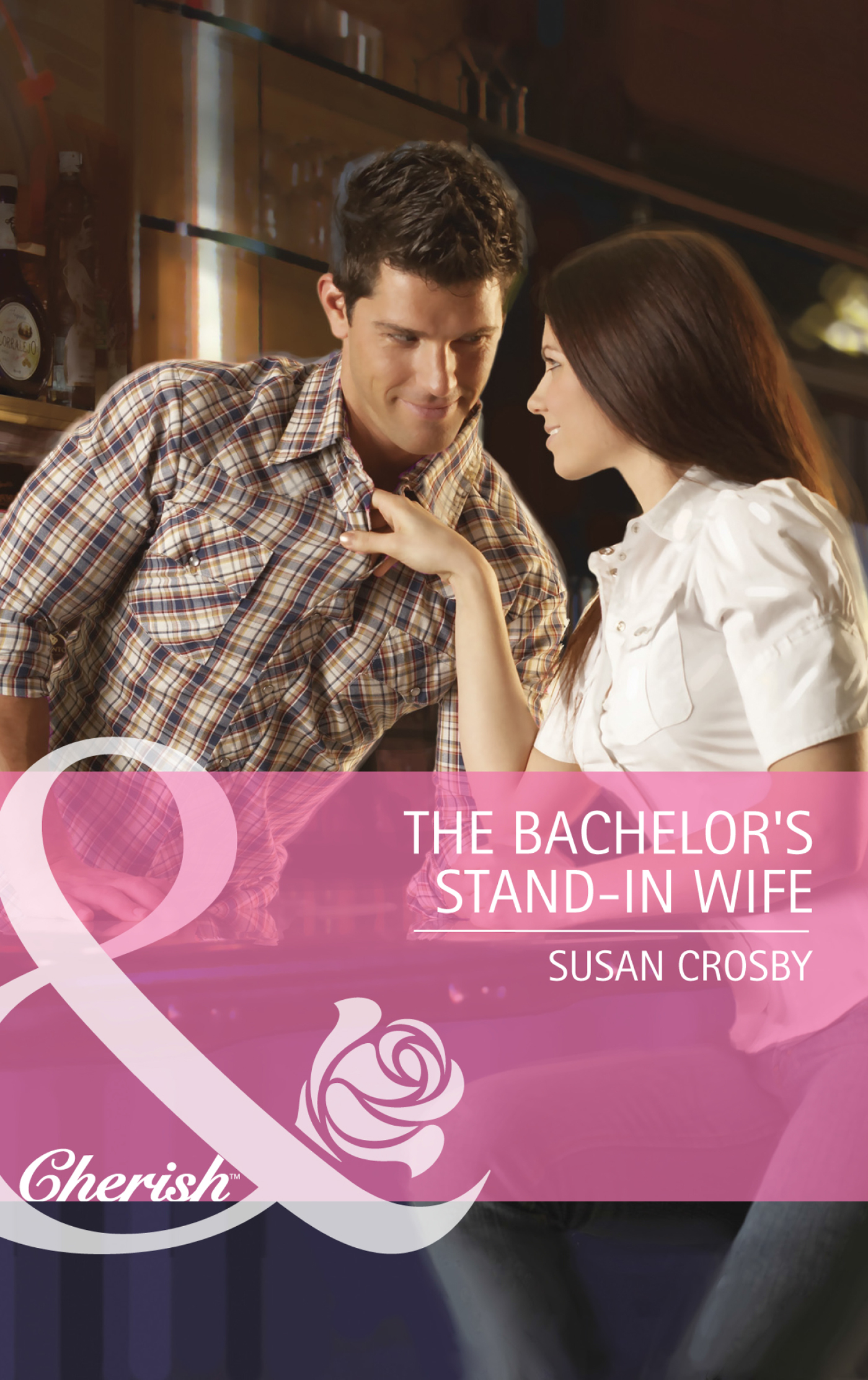 The Bachelor\'s Stand-In Wife