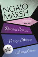 Inspector Alleyn 3-Book Collection 2: Death in Ecstasy, Vintage Murder, Artists in Crime