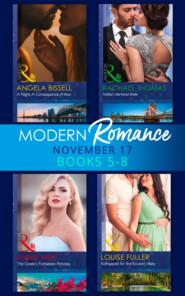 Modern Romance Collection: November 2017 Books 5 - 8
