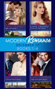 Modern Romance Collection: December 2017 Books 1 - 4