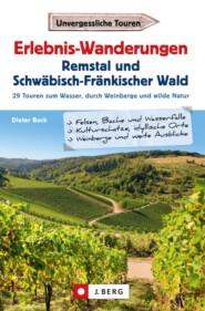 Erlebnis-Wanderungen Remstal und Schwäbisch-Fränkischer Wald