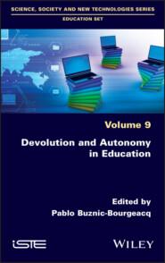 Devolution and Autonomy in Education