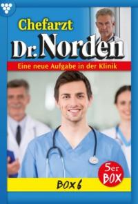 Chefarzt Dr. Norden Box 6 – Arztroman