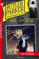 Butler Parker 124 – Kriminalroman