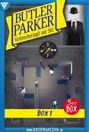 Butler Parker Box 1 – Kriminalroman