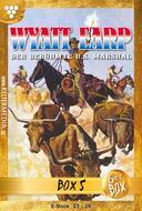 Wyatt Earp Jubiläumsbox 5 – Western