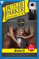 Butler Parker Box 12 – Kriminalroman