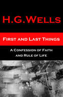 First and Last Things - A Confession of Faith and Rule of Life