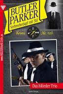 Butler Parker 126 – Kriminalroman