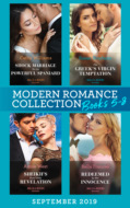 Modern Romance Books September Books 5-8