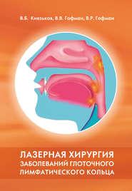 Лазерная хирургия заболеваний глоточного лимфатического кольца