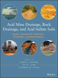 Acid Mine Drainage, Rock Drainage, and Acid Sulfate Soils