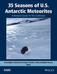 35 Seasons of U.S. Antarctic Meteorites (1976-2010)