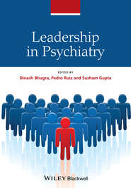 Leadership in Psychiatry