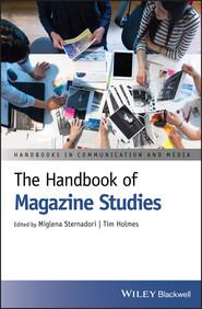 The Handbook of Magazine Studies