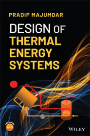 Design of Thermal Energy Systems